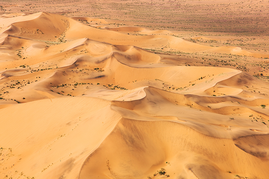 Joke van den Berg - Namibia - Namib Naukluft by air